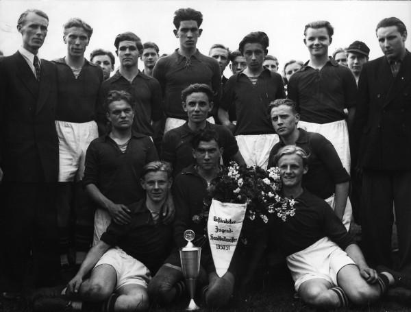 Westdeutscher Jugend-Handballmeister 1950/51