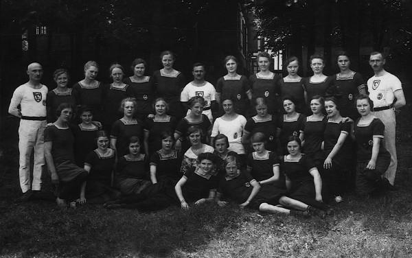 Frauenabteilung 1924